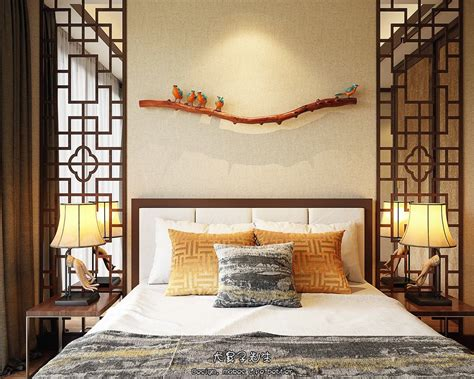 Design Decor | beautiful apartment interior design with chinese style