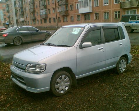 2001 nissan cube 2001 nissan cube photos 1 4 gasoline ff automatic for sale