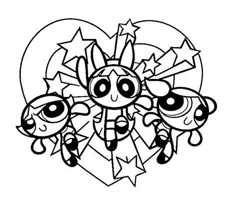 12 Printable Pictures Of Powerpuff Girls Page Print Powerpuff Coloring Pages