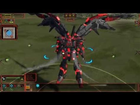 supreme commander mod 슈프림커맨더 supreme commander psyco gundam wing mods