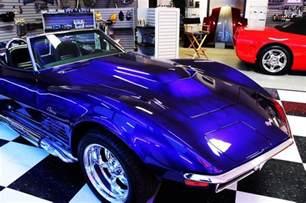 burple color 71 corvette kandy burple corvette corvettes