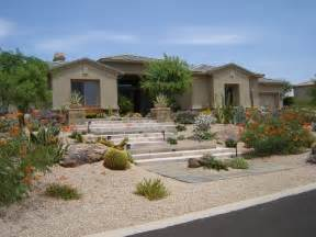 Desert Backyard Ideas Front Yard Xeriscape Ideas Desert Landscaping Doesn T To Be Boring It Can Be