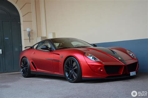 mansory ferrari 599 ferrari 599 gtb fiorano mansory stallone 18 february