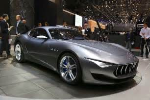 Maserati Alfieri Maserati Looks To Future With Alfieri 2 2 Concept Live