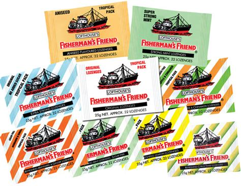 fisherman s fishermans friend blackcurrant flavour lozenges