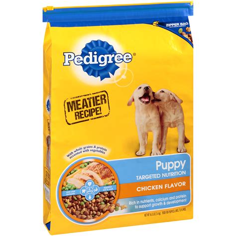 pedigree puppy food pedigree puppy food 7 4 kg 16 3 lbs