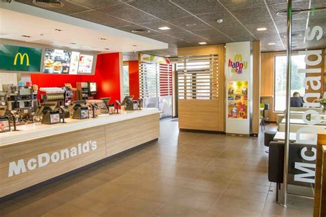 mcdonalds interior mcdonald s invests more than 2 million in reconstruction