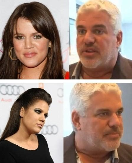 khloe kardashian and her real father is khloe kardashian s real father hairdresser alex roldan