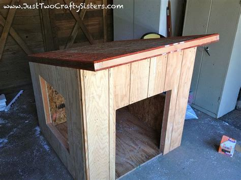 air conditioned dog houses 87 best just two crafty sisters images on pinterest