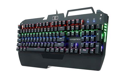Keyboard Komputer Gaming krbn mechanical pc gaming keyboard lummyshop