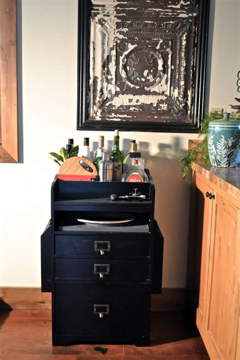 bill payer s desk file cabinet buyers remorse repurposed country design style