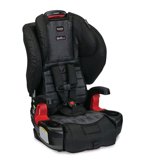 car booster seat britax pioneer g1 1 harness 2 booster car seat domino