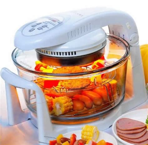 Halogen Countertop Oven by Why The Secura 798dh Infrared Turbo Oven Really Rocks