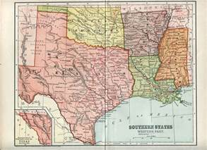 Texas Louisiana Map by 1883 Map Usa Texas And Oklahoma Territory W Railroad