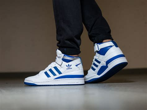 addidas mens sneakers s shoes sneakers adidas originals forum mid refined