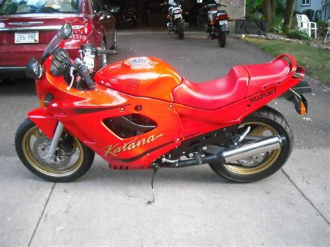 1990 Suzuki Katana Buy 1990 Suzuki Gsx Katana 600 On 2040 Motos