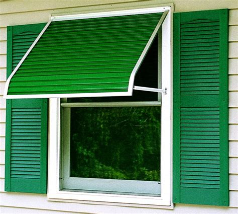 metal awnings for home windows 3100 series window awning