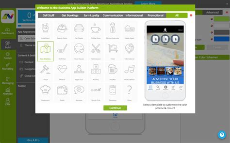 Appinstitute Review The Right App Maker For Your Project App Builder Template