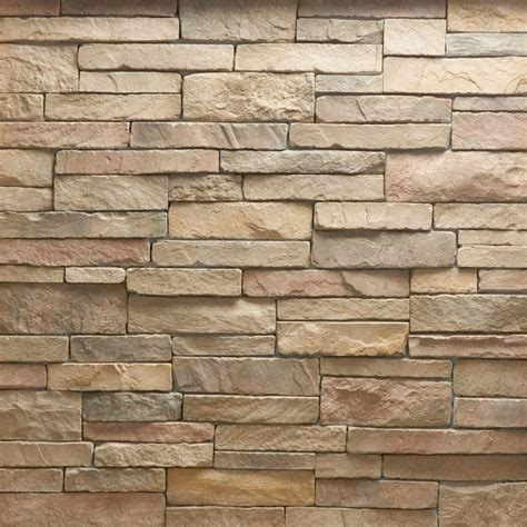 veneerstone stacked cordovan flats 150 sq ft bulk