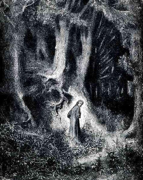 el bosque oscuro the gustave dore arte
