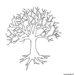 coloriage arbre 148 dessin