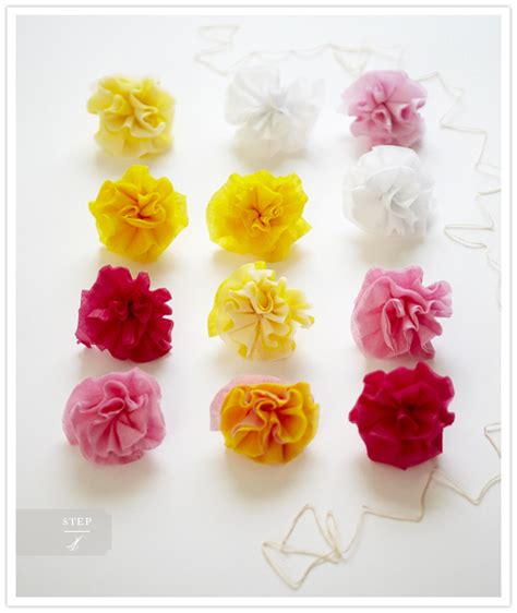 How To Make Hawaiian Flowers Out Of Paper - diy hawaiian leis diy projects 100 layer cake