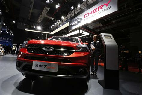 china auto show auto shanghai 2017 shows china s best cars