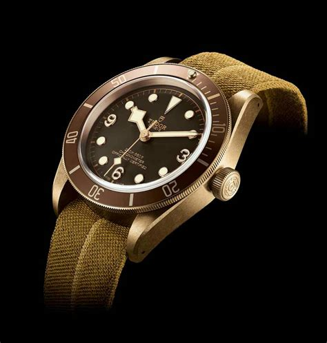 tudor dive just announced tudor black bay bronze dive watches