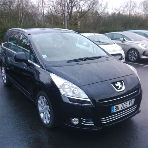car make peugeot peugeot 5008 2 0 hdi exclusive french reg