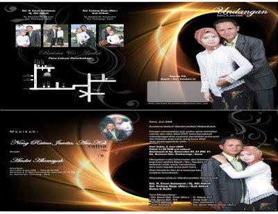 membuat x banner pernikahan di corel koleksi template undangan coreldraw my 007