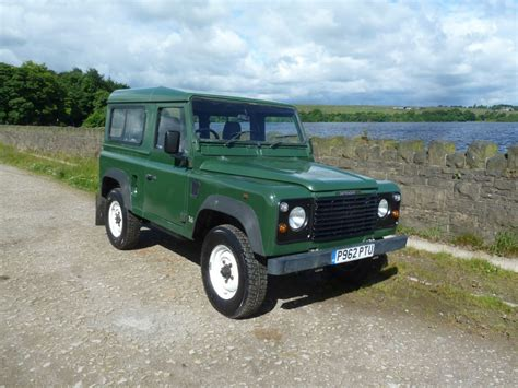 land rover 1997 1997 land rover 90 defender purchased by andrew in