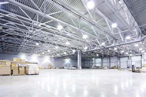 lighting for warehouse tytca