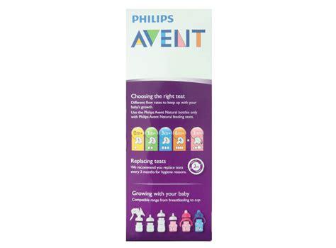 Avent 2 0 Feeding Bottle 125ml Pink philips avent feeding bottle set of 2 125 ml 0 months