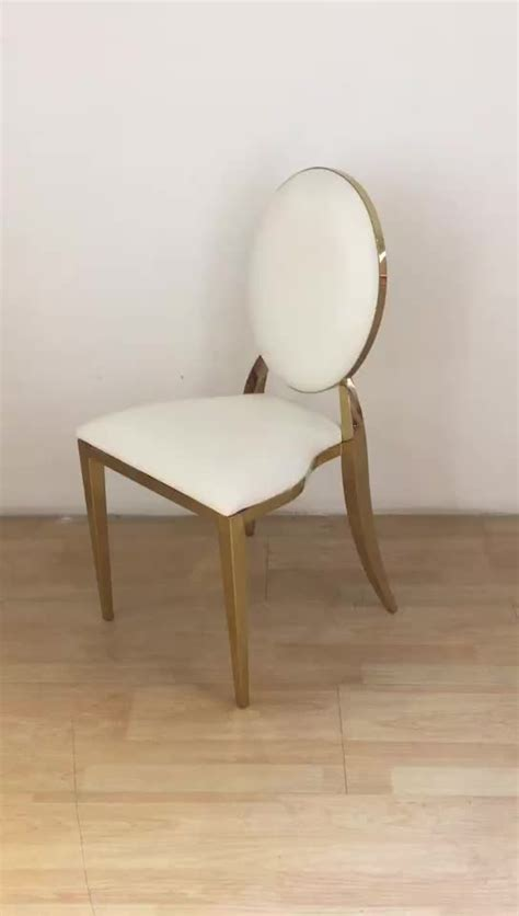 secondhand chairs and tables banqueting chairs wholesale banquet furniture gold stainless steel dining