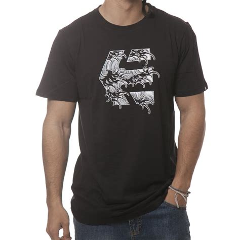 Tshirt Etnis Corporasion by Etnies T Shirt Nami Ss Bk Buy Fillow Skate Shop
