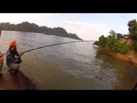 Pancing Di Malang mata pancing mnc tv popping nd jigging fishing at senda
