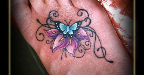 kinky tattoos butterfly cover ups chrysanthemum