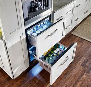undercounter refrigerators the new must in modern