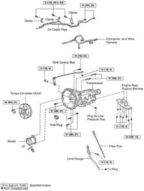 motor auto repair manual 2004 lexus es transmission control repair guides automatic transmission transmission removal installation autozone com