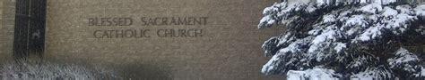Blessed Sacrament School Kitchener by Blessed Sacrament Parish Kitchener Ontario