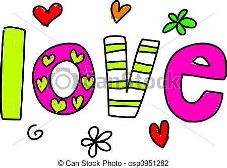 word clipart whimsical patterned word clipart panda free