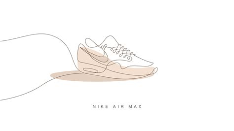 Free Online Design Software 10 famous sneakers drawn with one line digital arts