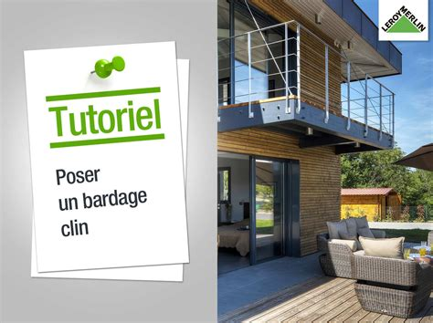 Comment Poser Du Bardage by Homeliving Comment Poser Un Bardage Bois