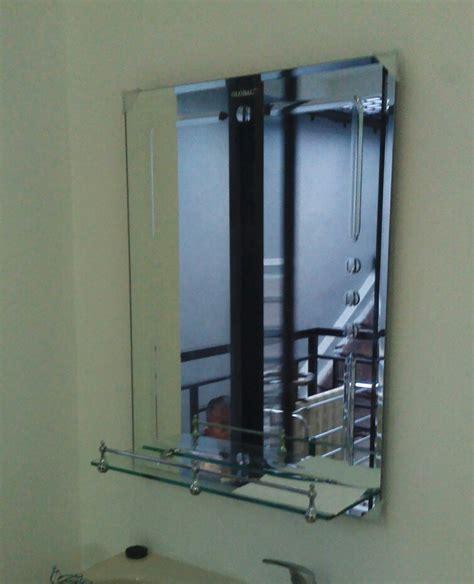 Jual Kaca Cermin Kamar Mandi jual kaca cermin dan rak sabun kamar mandi ditas wastafel toko kaca cermin arteta