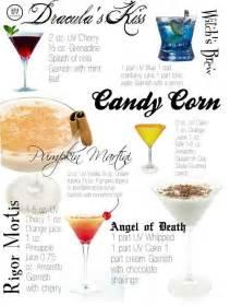 halloween ideas 6 spooky cocktails