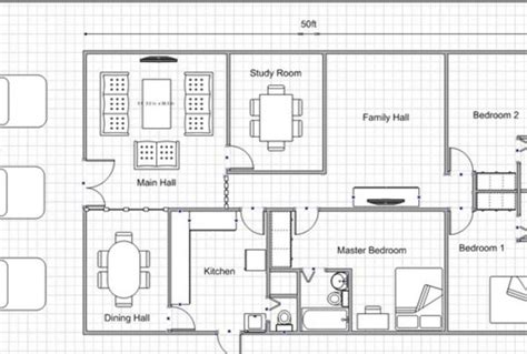 draw simple floor plans draw a simple floor plan for your dream house fiverr