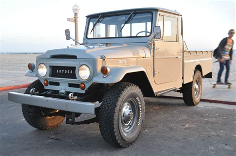 land cruiser pickup accessories fj45 toyota landcruiser truck