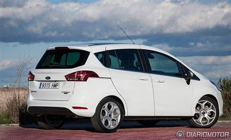 coches con puertas correderas ford b max a prueba todo sobre las puertas traseras