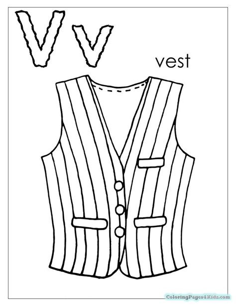 Alphabet V Coloring Pages by Alphabet Coloring Pages Letter V Free Printable Coloring