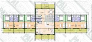Superior Unit Apartment Building Plans Gallery Place